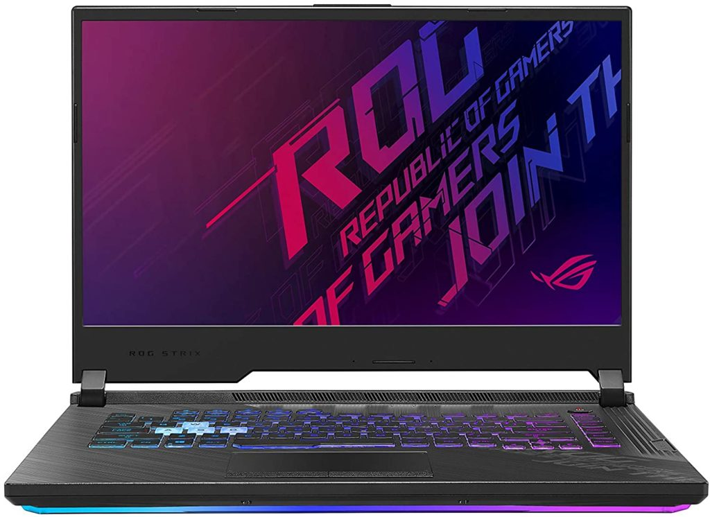 Asus ROG 2020 - Best stylish Laptop for Video Editing Under $1000