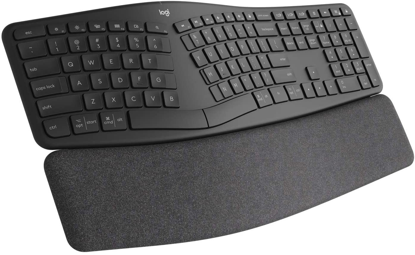 best keyboard for long nails