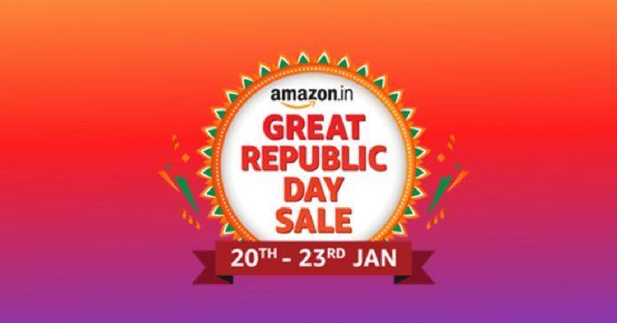 Amazon Great Republic Day Sale 2021