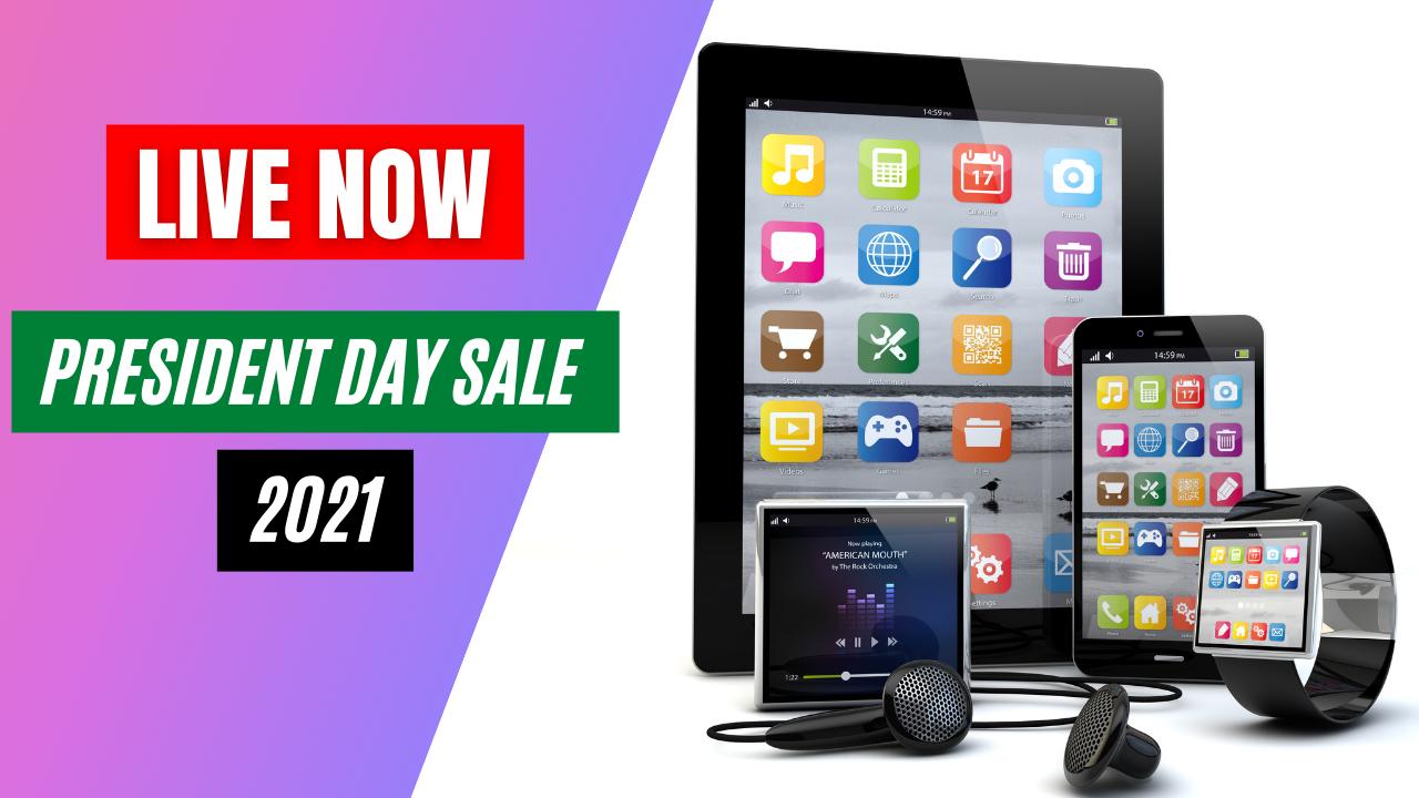 President day sale 2021